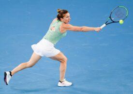 Simona Halep, văzută cu șanse destul de reduse la câștigarea trofeului Australian Open, în viziunea pariorilor