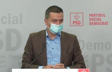 PSD anunță că depune moțiune împotriva ministrului Năsui, după dezbaterile pe buget