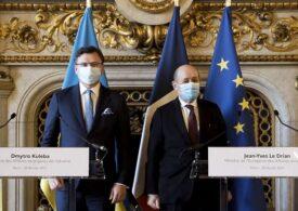 """Ucraina cere Franței un nou summit """"cu Putin"""" privind războiul din Donbas"""