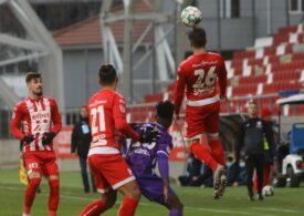 Liga 1: Egalitate în primul meci al zilei de duminică, între UTA și Sibiu