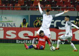 Decizie radicală la FCSB în ce îl privește pe ultimul atacant transferat de formația lui Gigi Becali