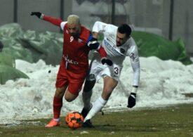 FC Botoșani ajunge la patru victorii consecutive în Liga 1