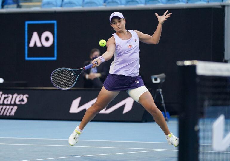 Ashleigh Barty le răspunde celor care spun că nu merită să ocupe primul loc în clasamentul WTA