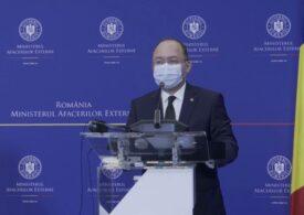Aurescu duce azi personal la Chişinău un ajutor gratuit pentru Moldova, ca să lupte cu pandemia