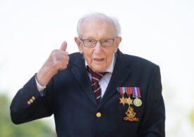 Căpitanul Tom a murit din cauza COVID-19. A strâns zeci de milioane de lire pentru spitale în pandemie