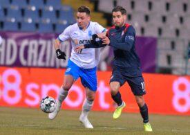 Liga 1: Chindia o învinge pe Craiova