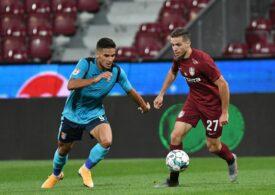 CFR Cluj o învinge la limită pe Chindia Târgoviște
