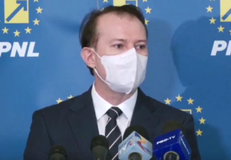 Amenințat cu moțiunea de cenzură, Cîțu susține că PSD vrea să scoată România din UE. Replica lui Grindeanu