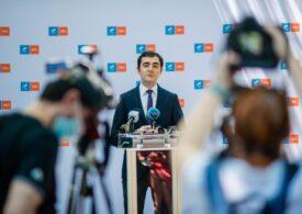 Ministrul Claudiu Năsui și-a ales un purtător de cuvânt care punea la îndoială protestele Rezist și ironiza recent USR-PLUS