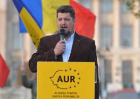 Liderul senatorilor AUR anunță că Diana Șoșoacă își va pierde imediat locurile din Comisia Juridică și Comisia pentru Abuzuri