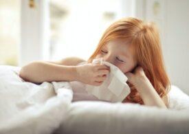 Ministerul Sănătăţii: Înainte să duci copilul la şcoală, fii atent la cum se simte!