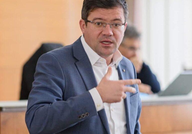 Costel Alexe a fost pus oficial sub acuzare de DNA: Sunt nevinovat, dar mă autosuspend din funcția de președinte al PNL Iași
