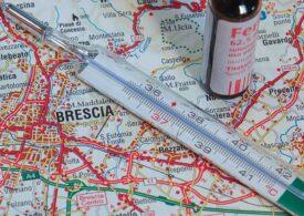 Italia înăsprește restricţiile în patru regiuni şi menţine staţiunile de schi închise