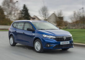 Iată cum ar putea arăta noul model Dacia cu 7 locuri