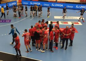 Dinamo câștigă în EHF European League