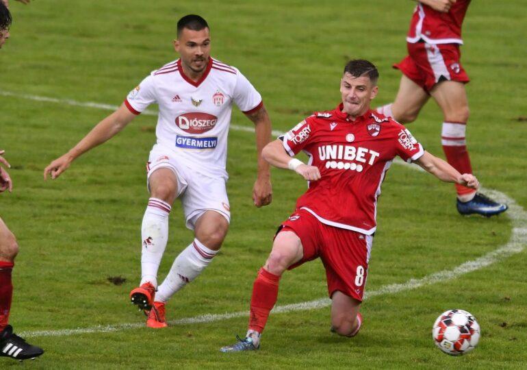 Liga 1: Egal între Dinamo și Sepsi