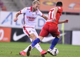 FCSB câștigă la limită derbiul cu Dinamo