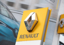 Renault a