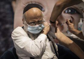 Programul de imunizare din Israel dă rezultate promiţătoare: Mai puţin de 0,1% dintre vârstnicii vaccinaţi au contractat coronavirusul