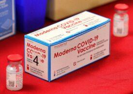 Moderna va livra mai puține doze de vaccin în UE, în februarie