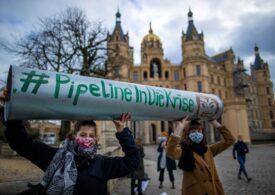 """Scandal în Germania: Ministrul de finanțe ar fi oferit SUA 1 miliard de euro pentru construcția """"nestingherită"""" a Nord Stream 2"""