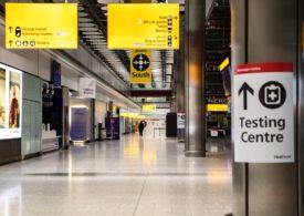 Marea Britanie: Amenzi usturătoare și până la 10 ani de închisoare pentru cine a călătorit în zona roșie și nu declară asta la intrarea în țară