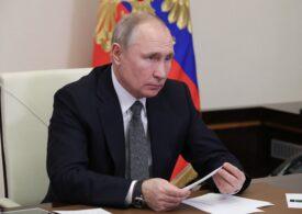 """Moscova amenință că va răspunde """"în oglindă"""" la orice sancțiuni din partea UE"""