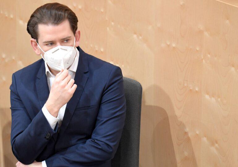 Cancelarul Austriei, Sebastian Kurz, anchetat de parchetul anticorupţie. Riscă 3 ani de închisoare