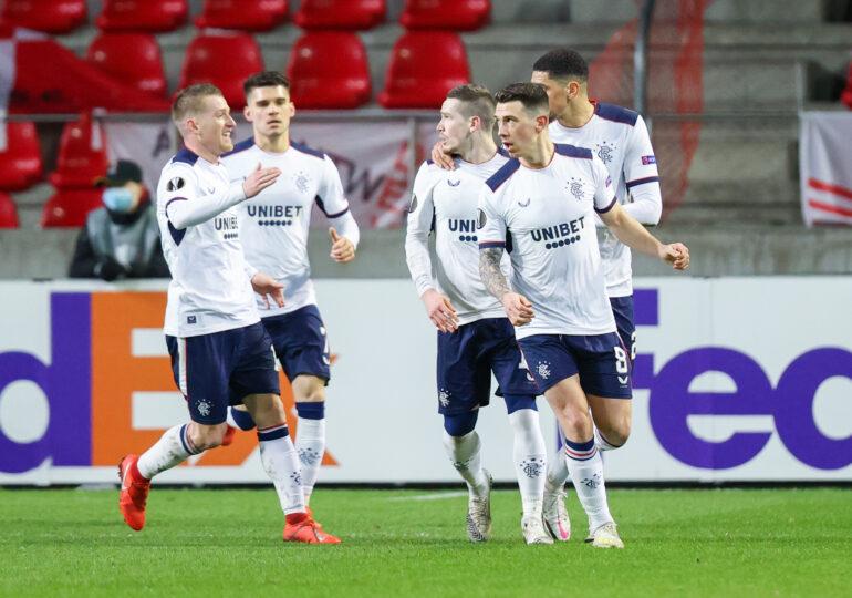 Ianis Hagi, criticat după meciul lui Rangers din Europa League