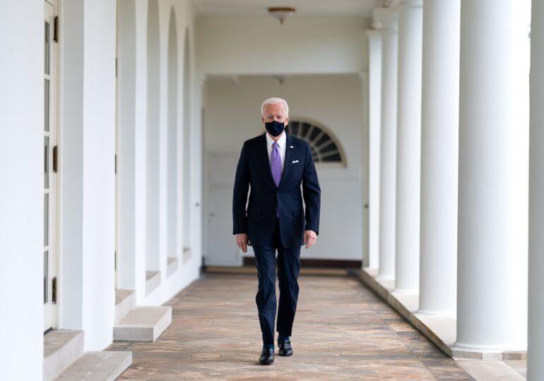 SUA nu vor accepta niciodată anexarea de către Rusia a peninsulei Crimeea, susţine Joe Biden