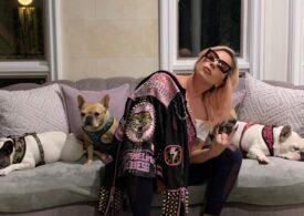 Lady Gaga anunţă o colaborare cu celebrul brand Dom Perignon