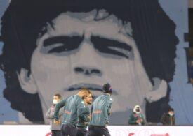 Două dintre fetele lui Maradona, audiate de procurori în cazul morții starului argentinian