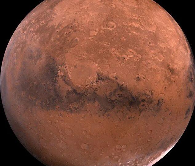 Unii microbi de pe Pământ ar putea supravieţui temporar pe Marte