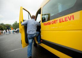 Elevii care fac naveta la școală vor avea transportul decontat. OUG a fost publicată în Monitorul Oficial