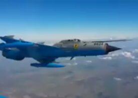 Un MiG aproape s-a prăbușit la Câmpia Turzii. Toate avioanele au fost oprite la sol