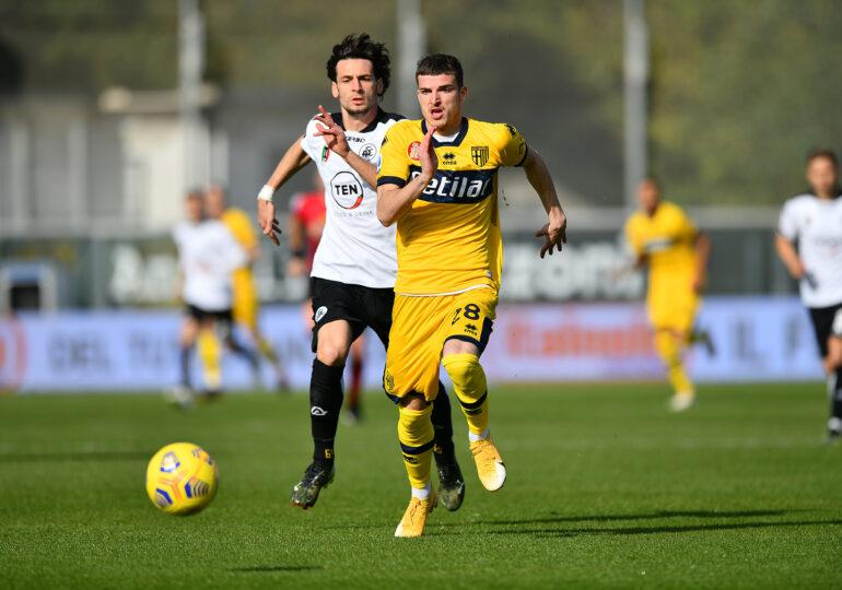 Mihăilă și Man au jucat sâmbătă pentru Parma