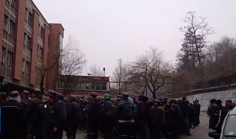 Protestele minerilor din Valea Jiului: Administratorul special al Complexului Energetic Hunedoara a demisionat