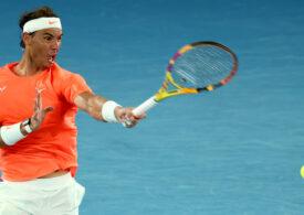 Rafael Nadal s-a retras de la Miami