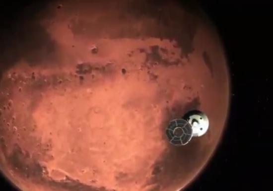 Robotul Perseverance a ajuns pe Marte, sub privirile a milioane de oameni. NASA a transmis totul LIVE
