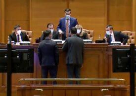 Parlamentarii au votat eliminarea pensiilor speciale pe care le primeau. Lider PNL, către români: Nu vă bucurați încă
