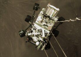 Cum arată primul selfie de pe Marte și imaginile surprinse în premieră la suprafața planetei