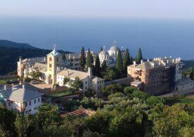 Austeritate să fie, dar nu pentru toți: Un schit de pe Muntele Athos va primi, în fiecare an, aproape 1 milion de euro de la București. Ați dona pentru el?