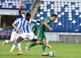 Liga 1: Remiză cu 6 goluri la Sfântu Gheorghe