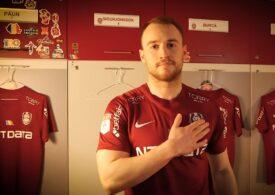 CFR Cluj a transferat un mijlocaș islandez - oficial