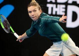 Simona Halep se califică lejer în sferturi la Melbourne
