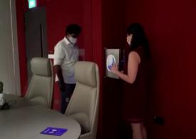 """Cum arată hotelul """"bulă"""", creat special pentru oamenii de afaceri în pandemie (Video)"""