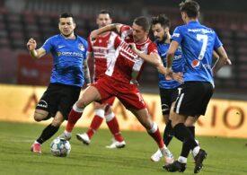 Conducerea lui Dinamo a luat o decizie în ce îl privește pe antrenorul Jerry Gane, după umilința cu Viitorul