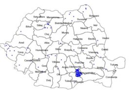 Varianta britanică a coronavirusului a fost depistată în jumătate dintre județele țării. INSP avertizează că există riscul să cuprindă toată România (Infografice)