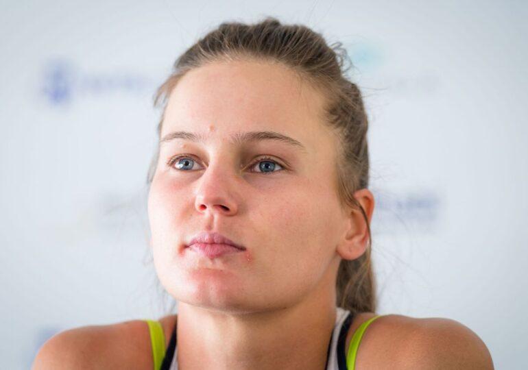 Ce spune Veronika Kudermetova despre meciul cu Simona Halep