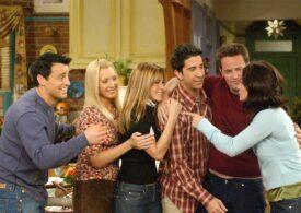 """Filmările pentru reuniunea """"Friends"""" încep peste o lună"""